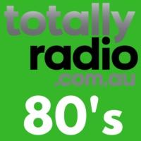 Logo of radio station Totally Radio 80's