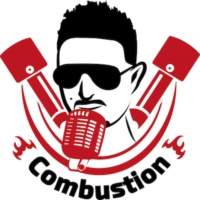 Logo of radio station Combustion