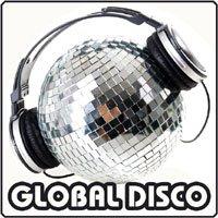 Logo of radio station GLOBAL DISCO