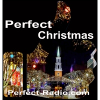 Logo of radio station Perfect Christmas