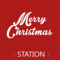 Logo de la radio Merry Christmas Station