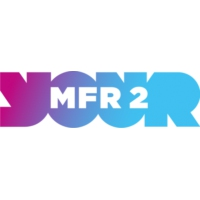 Logo of radio station MFR 2