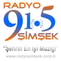 Logo of radio station Radyo Simsek
