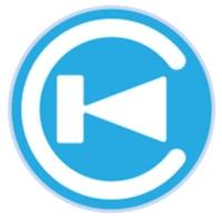 Logo of radio station KC Radio NL