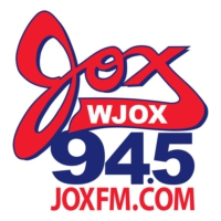 Logo de la radio WJOX Jox 94.5