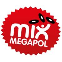 Logo de la radio Mix Megapol