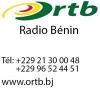 Logo of radio station ORTB Bénin 98.2