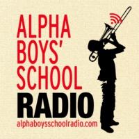 Logo de la radio Alpha Boys School Radio