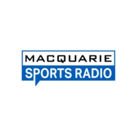 Logo of radio station Macquarie Sports Radio