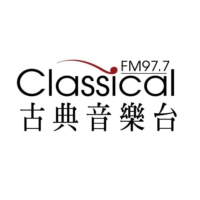 Logo of radio station Classical FM 97.7