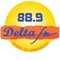 Logo of radio station Delta FM