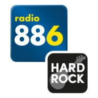 Logo of radio station radio 88.6 - Hard Rock