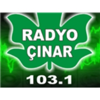 Logo of radio station Radyo Cinar