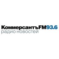 Logo of radio station Коммерсантъ FM 93.6