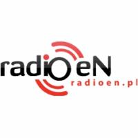 Logo of radio station RadioEN.PL
