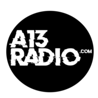 Logo of radio station A13 Radio
