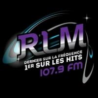 Logo of radio station RLM 107.9 FM