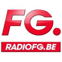 Logo of radio station Radio FG Vlaanderen