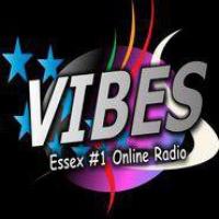 Logo of radio station VIBES ESSEX UK