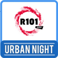 Logo of radio station R101 Urban Night