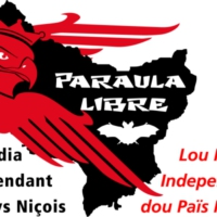 Logo of radio station PARAULA LIBRE