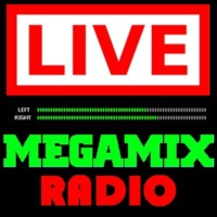 Logo of radio station MEGA MIX RADIO