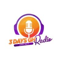 Logo of radio station 3 DAYS GH Radio