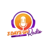 Logo of radio station 3 DAYS GH Radio