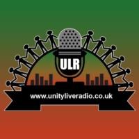 Logo de la radio Unity Live Radio