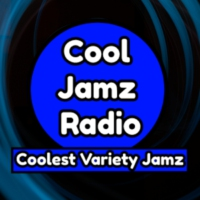 Logo of radio station Cool Jamz Radio
