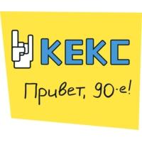 Logo de la radio Кекс ФМ