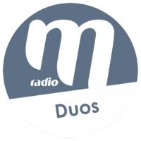 Logo de la radio M Radio - Duos