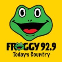 Logo de la radio KFGY Froggy 92.9