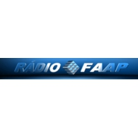 Logo of radio station Radio FAAP FM