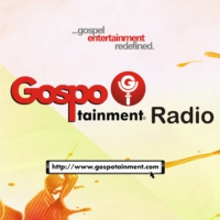 Logo of radio station Gospotainment Radio