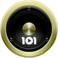 Logo de la radio 101.ru - Духовная Музыка