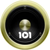 Logo of radio station 101.ru - Духовная Музыка