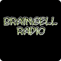 Logo of radio station Braingell radio