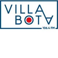 Logo de la radio Villa Bota