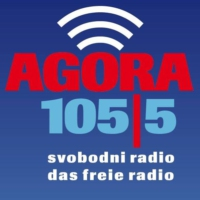 Logo de la radio radio AGORA 105,5