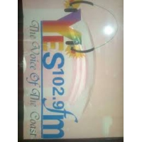 Logo de la radio Yes fm 102.9