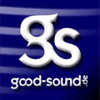 Logo of radio station Good Sound