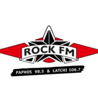 Logo of radio station Rock FM 98.5