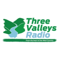Logo of radio station Three Valleys Radio