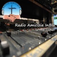 Logo of radio station Radio Amicizia InBlù