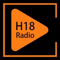 Logo de la radio H18Radio