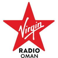 Logo of radio station Virgin Radio Oman