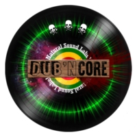 Logo of radio station DubNCore