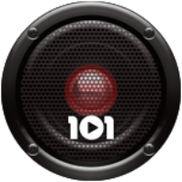 Logo de la radio 101.ru - Thrash