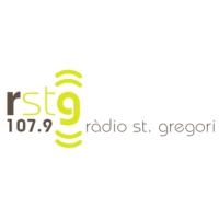 Logo of radio station Radio Sant Gregori